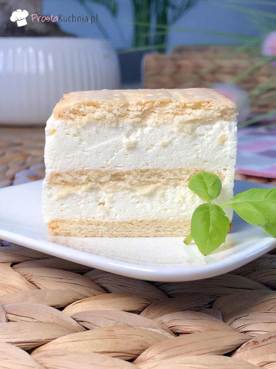 ciasto biała dama przepis