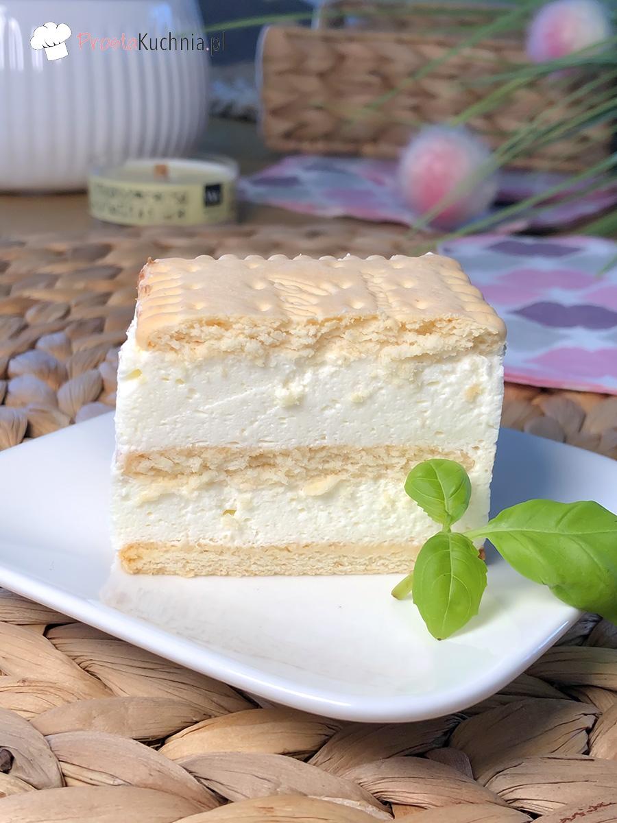 ciasto biała dama