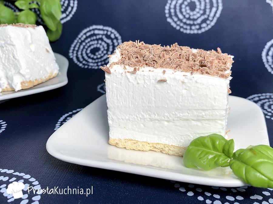 ciasto puszysta chmurka