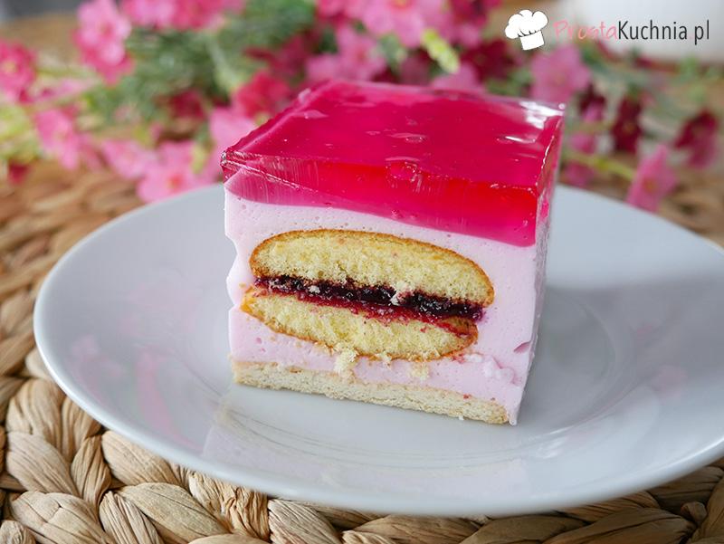 Przepis na ciasto z niespodzianką
